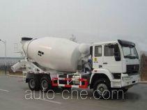 斯达-斯太尔牌ZZ5251GJBN4241C1型混凝土搅拌运输车