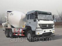 斯达-斯太尔牌ZZ5251GJBN4241D1型混凝土搅拌运输车