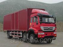 Sida Steyr ZZ5251XXYK48CGD1 box van truck
