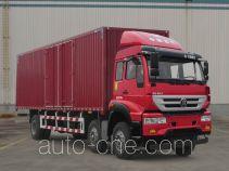 Sida Steyr ZZ5251XXYM56CGD1 box van truck