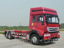 Sida Steyr ZZ5251ZKXM60HGD1 detachable body truck