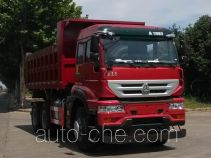 Sida Steyr ZZ5251ZLJN3241E1 dump garbage truck