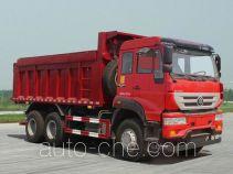 Sida Steyr ZZ5251ZLJN384GD1 dump garbage truck