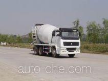 Sida Steyr ZZ5252GJBN3246F concrete mixer truck