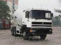 斯达-斯太尔牌ZZ5253GJBN3841C型混凝土搅拌运输车
