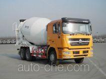 斯达-斯太尔牌ZZ5253GJBN4041D1L型混凝土搅拌运输车