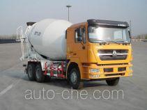 斯达-斯太尔牌ZZ5253GJBN4241D1L型混凝土搅拌运输车