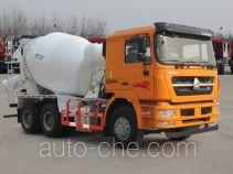 斯达-斯太尔牌ZZ5253GJBN4341D1型混凝土搅拌运输车