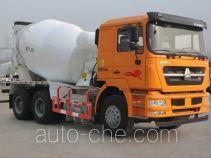 斯达-斯太尔牌ZZ5253GJBN4341E1L型混凝土搅拌运输车