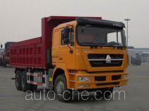 Sida Steyr ZZ5253ZLJN3841D1 dump garbage truck
