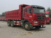 Sida Steyr ZZ5253ZLJN4141E1N dump garbage truck