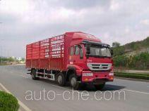 Huanghe ZZ5254CCYK42C6C1 грузовик с решетчатым тент-каркасом