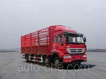 Huanghe ZZ5254CCYK42C6D1 грузовик с решетчатым тент-каркасом