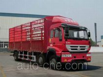 Huanghe ZZ5254CCYK48C6C1 грузовик с решетчатым тент-каркасом