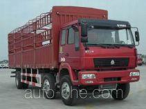 Huanghe ZZ5254CLXG52C5C1 грузовик с решетчатым тент-каркасом