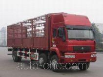 Huanghe ZZ5254CLXK52C5C1 грузовик с решетчатым тент-каркасом
