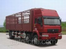 Huanghe ZZ5254CLXK56C5C1 грузовик с решетчатым тент-каркасом