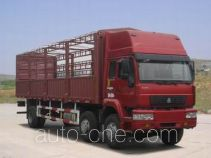 Huanghe ZZ5254CLXK60C5C1 грузовик с решетчатым тент-каркасом