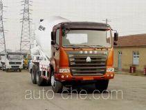 豪运牌ZZ5255GJBM3245C2型混凝土搅拌运输车
