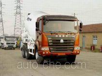 豪运牌ZZ5255GJBM3645C型混凝土搅拌运输车