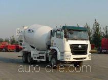 豪瀚牌ZZ5255GJBM3846C1型混凝土搅拌运输车