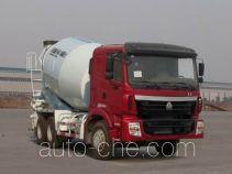 豪运牌ZZ5255GJBN4145C2型混凝土搅拌运输车