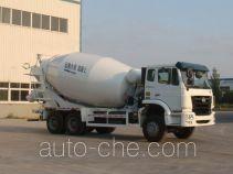 豪瀚牌ZZ5255GJBN4346C1型混凝土搅拌运输车