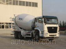 Sinotruk Hohan ZZ5255GJBN4346D1 concrete mixer truck