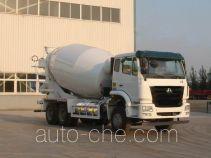 Sinotruk Hohan ZZ5255GJBN4346D2L concrete mixer truck