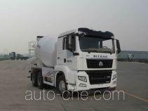 Sinotruk Sitrak ZZ5256GJBN364MD1 concrete mixer truck
