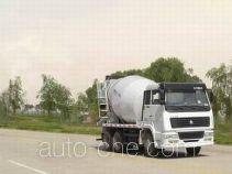 斯达-斯太尔牌ZZ5256GJBN3846C型混凝土搅拌运输车