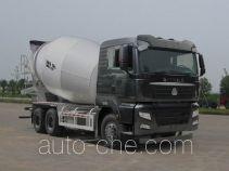 汕德卡牌ZZ5256GJBN434MC1型混凝土搅拌运输车