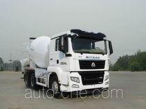 Sinotruk Sitrak ZZ5256GJBV404MD1 concrete mixer truck