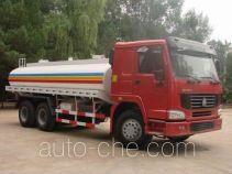 Sinotruk Howo ZZ5257GGSM4347C1 автоцистерна для воды (водовоз)