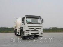 豪沃牌ZZ5257GJBN3647D1型混凝土搅拌运输车