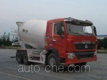 汕德卡牌ZZ5257GJBN364HD1型混凝土搅拌运输车