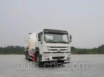 豪沃牌ZZ5257GJBN4047D1型混凝土搅拌运输车