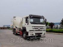 豪沃牌ZZ5257GJBN4347D1型混凝土搅拌运输车