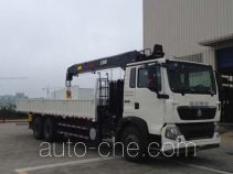 Sinotruk Howo ZZ5257JSQM584GD1H грузовик с краном-манипулятором (КМУ)