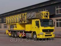 Sinotruk Howo ZZ5257TQJN5848W автомобиль для инспекции мостов