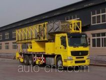 Sinotruk Howo ZZ5257TQJN5848W bridge inspection vehicle