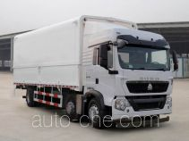 Sinotruk Howo ZZ5257XYKK56CGD1 wing van truck