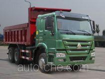 Sinotruk Howo ZZ5257ZLJN3847C1 dump garbage truck