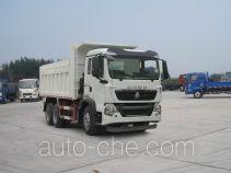 Sinotruk Howo ZZ5257ZLJN384GD1 dump garbage truck