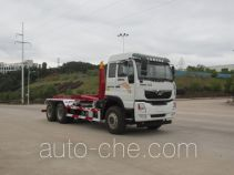 Homan ZZ5258ZXXM40EB0 detachable body garbage truck