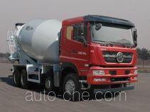 斯达-斯太尔牌ZZ5313GJBN306GD1型混凝土搅拌运输车