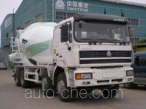 斯达-斯太尔牌ZZ5313GJBN3661C1型混凝土搅拌运输车