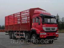 Huanghe ZZ5314CCYK46G6D1 грузовик с решетчатым тент-каркасом