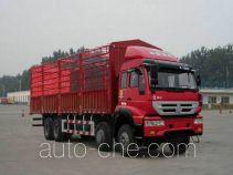 Huanghe ZZ5314CCYK4766C1 грузовик с решетчатым тент-каркасом