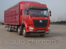 Sinotruk Hohan ZZ5315CCQM4663D1 livestock transport truck